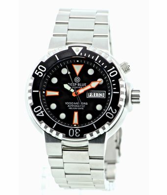 Sun Diver 2 1k Black Sunray Dial