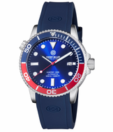 MASTER-1000-AUTOMATIC-DIVER-BLUE-RED-BEZEL--BLUE-DIAL-20-30-40-50-BEZEL